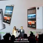 均採用 MediaTek 處理器,HTC One M9+ 與 HTC One E9+ 在中國發表