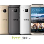 金色版來了,HTC ONE M9 耀眼金 4 月 11 開賣
