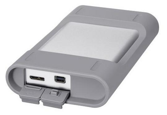 最大 2TB 供選擇,Sony 發表 Thunderbolt 與 USB 3.0 雙介面外接硬碟