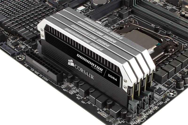 128GB DDR4 成新花樣,Corsair 三款新品同步登場