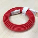 一端為 Type-A 接頭,OnePlus USB Type-C 線材曝光