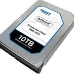容量再往上提升,HGST 推出 10TB 企業級硬碟