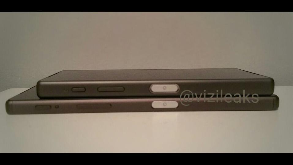 電源鍵導入指紋辨識功能,Sony Xperia Z5 與 Xperia Z5 Compact 曝光