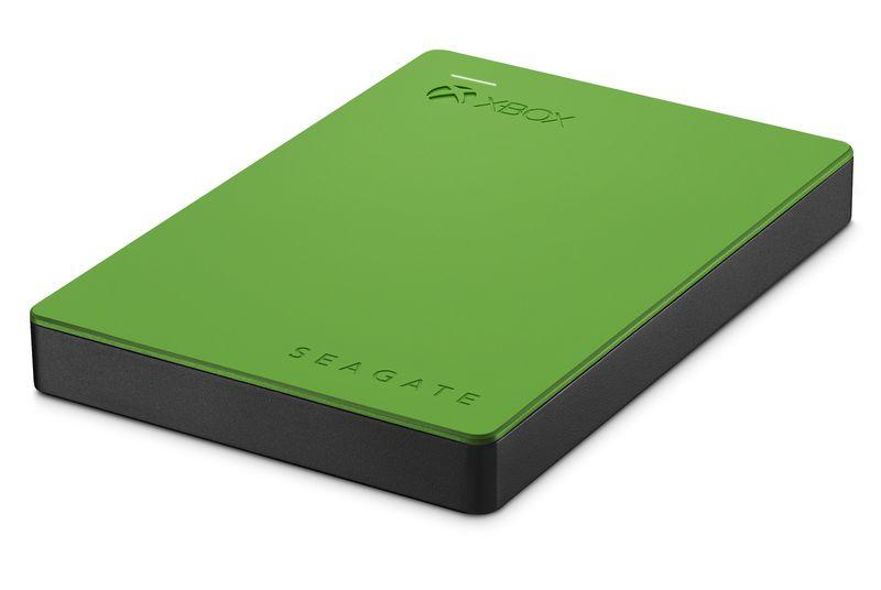 不用擔心主機硬碟空間不足,Seagate 為 Xbox 推出 Game Drive 外接硬碟