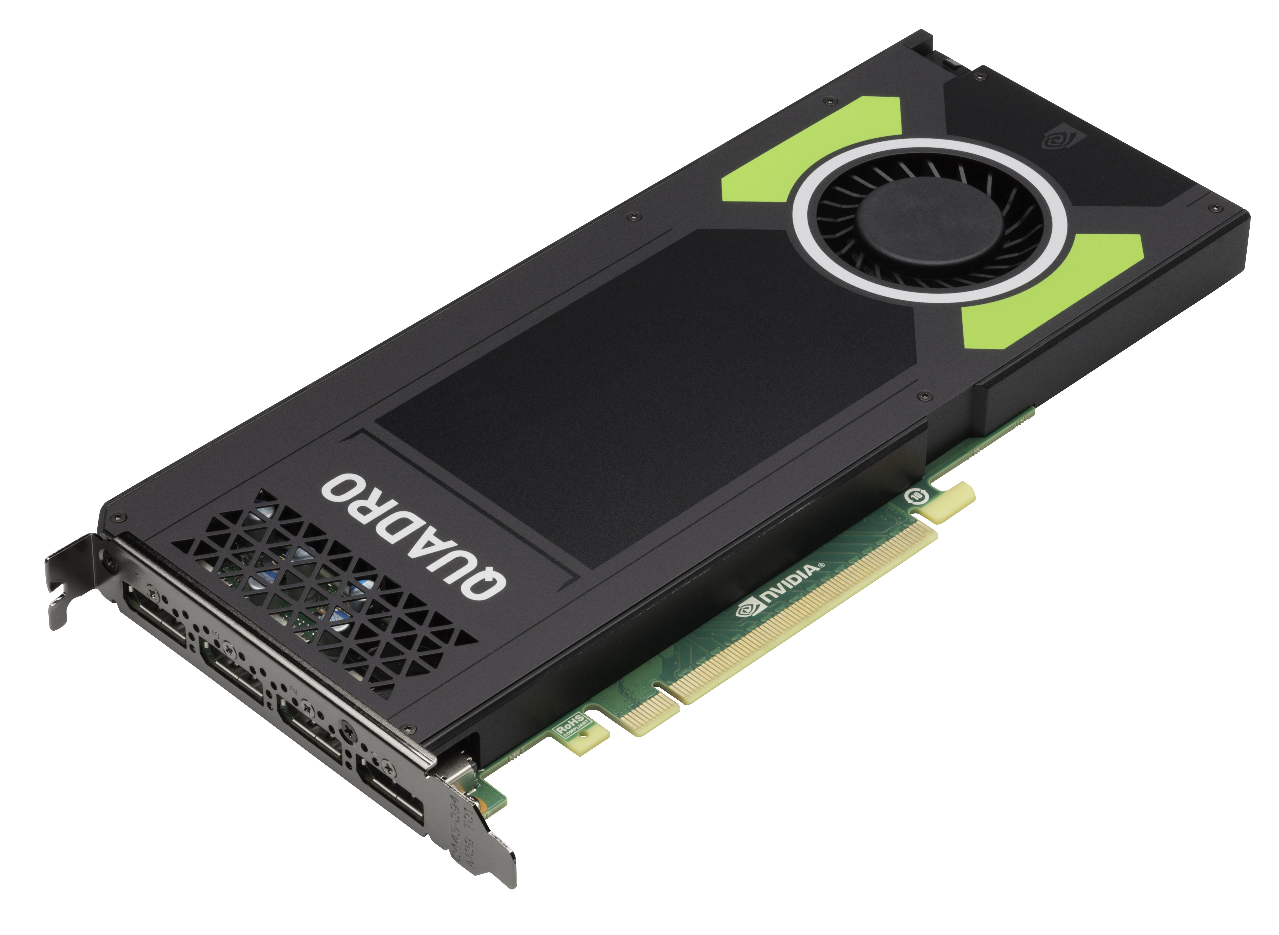 Quadro M5000 與 M4000 亮相,NVIDIA 專業繪圖卡再添新成員