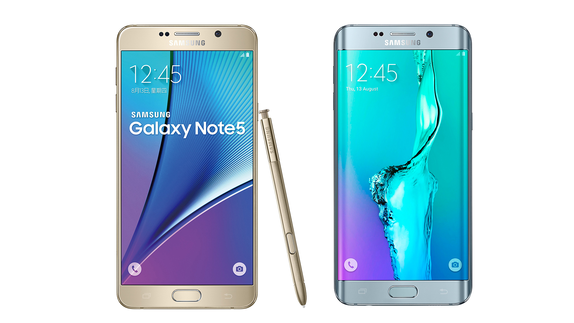 相當抱歉,Samsung GALAXY Note 5 與 GALAXY S6 Edge+ 沒有 128GB 版本