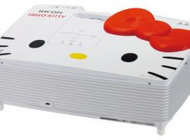 粉絲快掏錢,Ricoh 與三麗鷗合作推 Hello Kitty 投影機