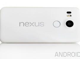 雷射對焦與指紋辨識,這就是 LG Nexus 5(2015)
