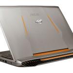 ASUS ROG G752 硬體更新,同場加映水冷系統的 GX700 系列筆電