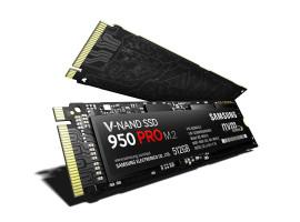 讀取速度達 2500MB/s,Samsung SSD 950 PRO 發表