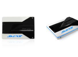 走出不一樣的路,Avexir S100 系列 SSD 導入呼吸燈設計