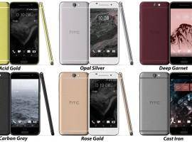 可能不便宜,HTC One A9 歐洲售價曝光