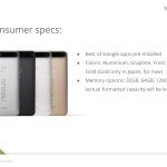 Gorilla Glass 4 與 3,450mAh 電池,Google Nexus 6P 硬體資訊確定