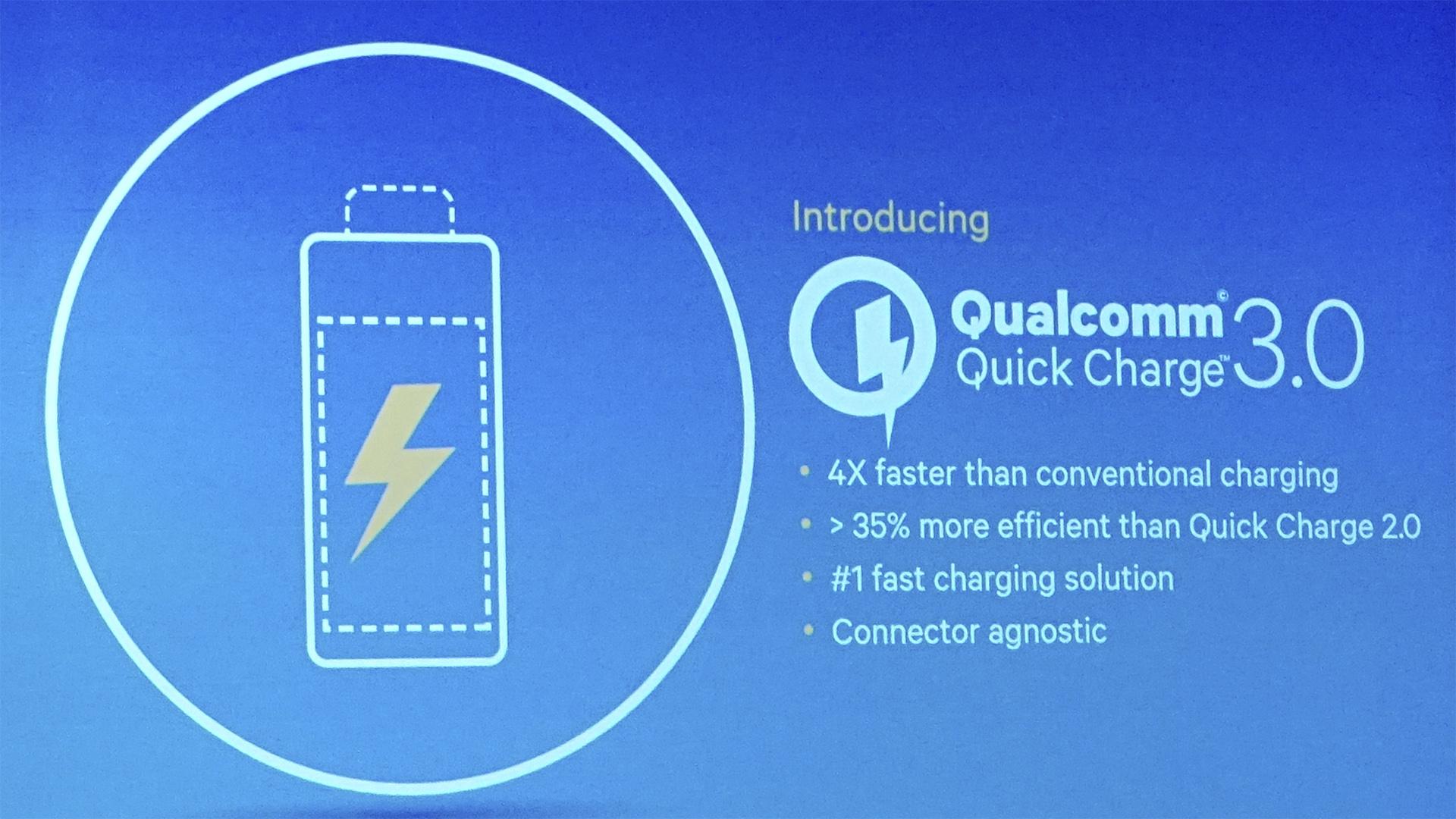 Qualcomm 深耕 Quick Charge 已見成果,Wireless Charging 仍需更多心力投入