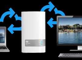 9 月底可更新至 My Cloud OS 3,WD 發表 My Cloud Mirror 個人雲端儲存裝置