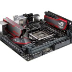 加入 Intel Alpine Ridge 晶片,ROG Maximus VIII Impact 登場