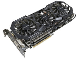 三風扇散熱器搭配,Gigabyte Radeon R9 Fury 登場