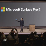 對手鎖定 MacBook Air,Surface Pro 4 更新至 Intel 第六代 Core 處理器