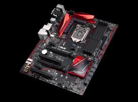 向競爭對手致敬,ASUS 推出 B150 Pro Gaming / Aura