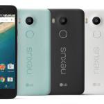 價格不同步,Google Nexus 5X 台灣上架開賣