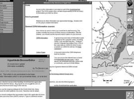 始於 1990 年,「World Wide Web」網頁上線 25 年