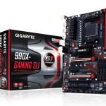 加入 USB 3.1 與 M.2 插槽,Gigabyte 推出 GA-990X Gaming SLI 主機板