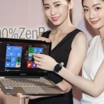 可翻轉螢幕設計,ASUS ZenBook Flip 登場