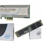 Intel SSD 540s、Pro 5400s、DC S3100 與 E 5400s,我們都用 TLC NAND Flash