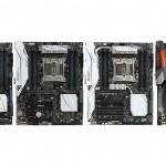 ROG Strix X99 Gaming 登場,ASUS 推 4 張主機板為 Broadwell-E 暖身