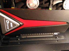 讀取速度突破 3,200MB/s,Plextor M8Pe 正式亮相