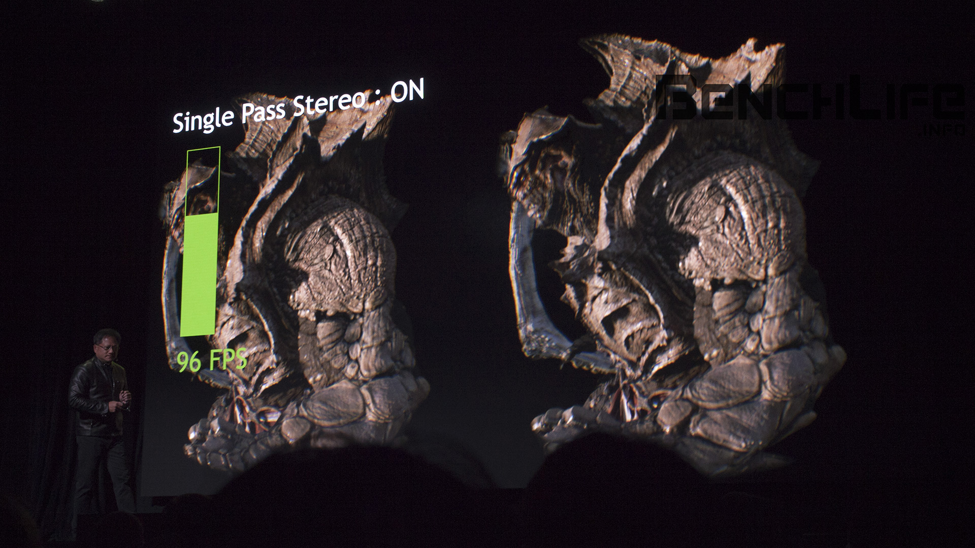 single pass stereo