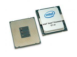 14nm 製程,Intel Xeon E7 v4 系列處理器登場