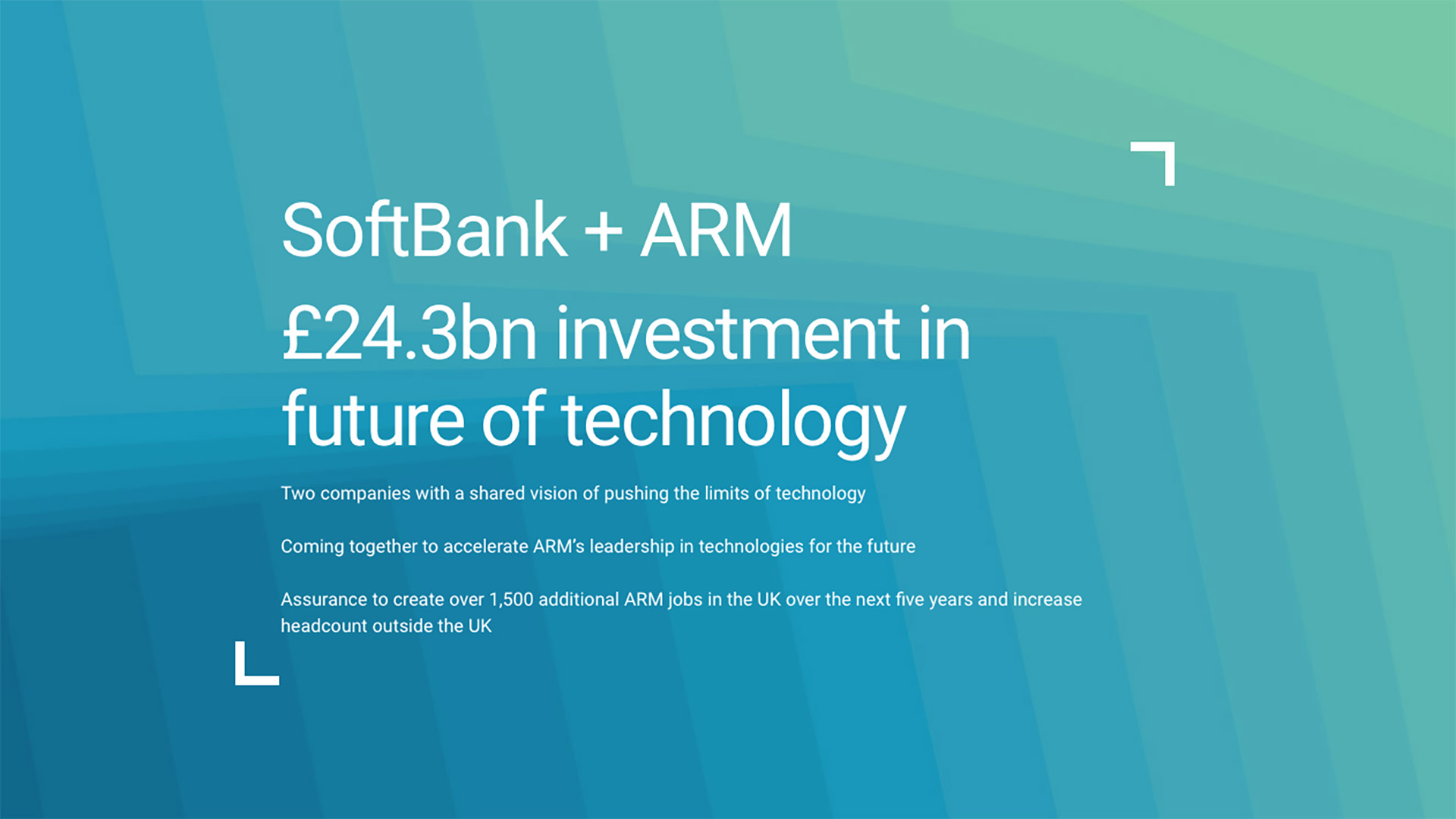 softbank + arm