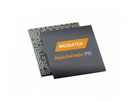 八核 ARM Cortex-A53 架構,MediaTek Helio P15 時脈提升至 2.2GHz