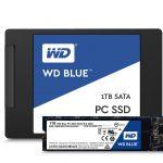 加入戰火,Western Digital 公布 WD Blue 與 WD Green SSD