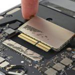 購買前請確定容量大小,MacBook Pro 15 Late 2016 無法更換 SSD