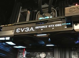 ICX 散熱器與溫度檢測功能,EVGA GeForce GTX 1080 FTW2 亮相