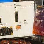 PCIe 3.0 x2 頻寬,Phison 展出 PS5008-E8 控制器