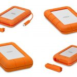 Lacie Rugged Thunderbolt USB-C 與 Lacie d2 Thunderbolt