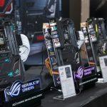ROG、ROG STRIX、TUF 與 PRIME,ASUS 200 系列晶片主機板齊亮相