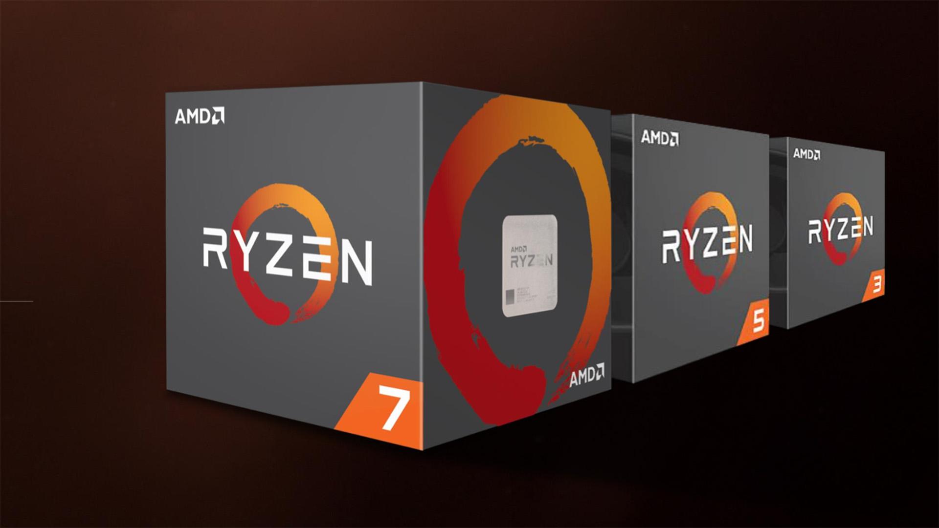 AMD:Ryzen 5 第二季,Ryzen 3 下半年