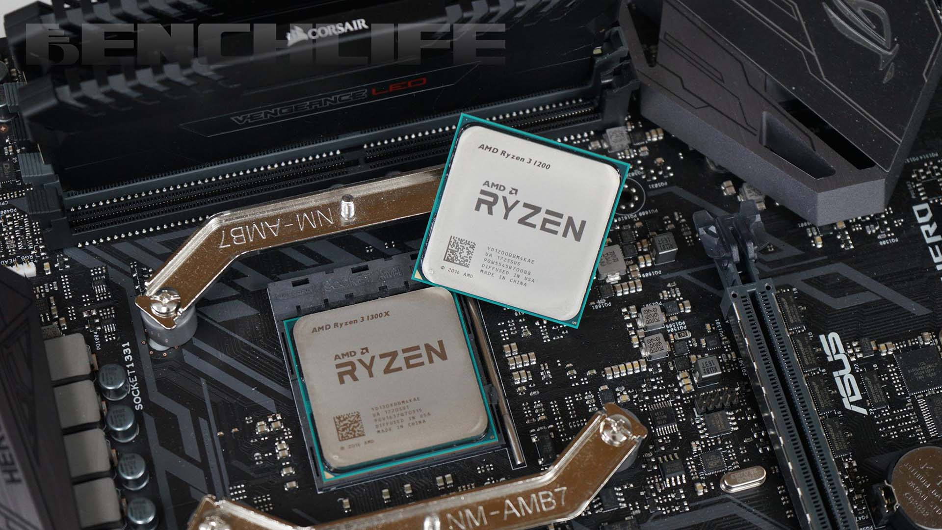 AMD:Raven Ridge 與 Pinnacle Ridge 是 2018 年主打產品