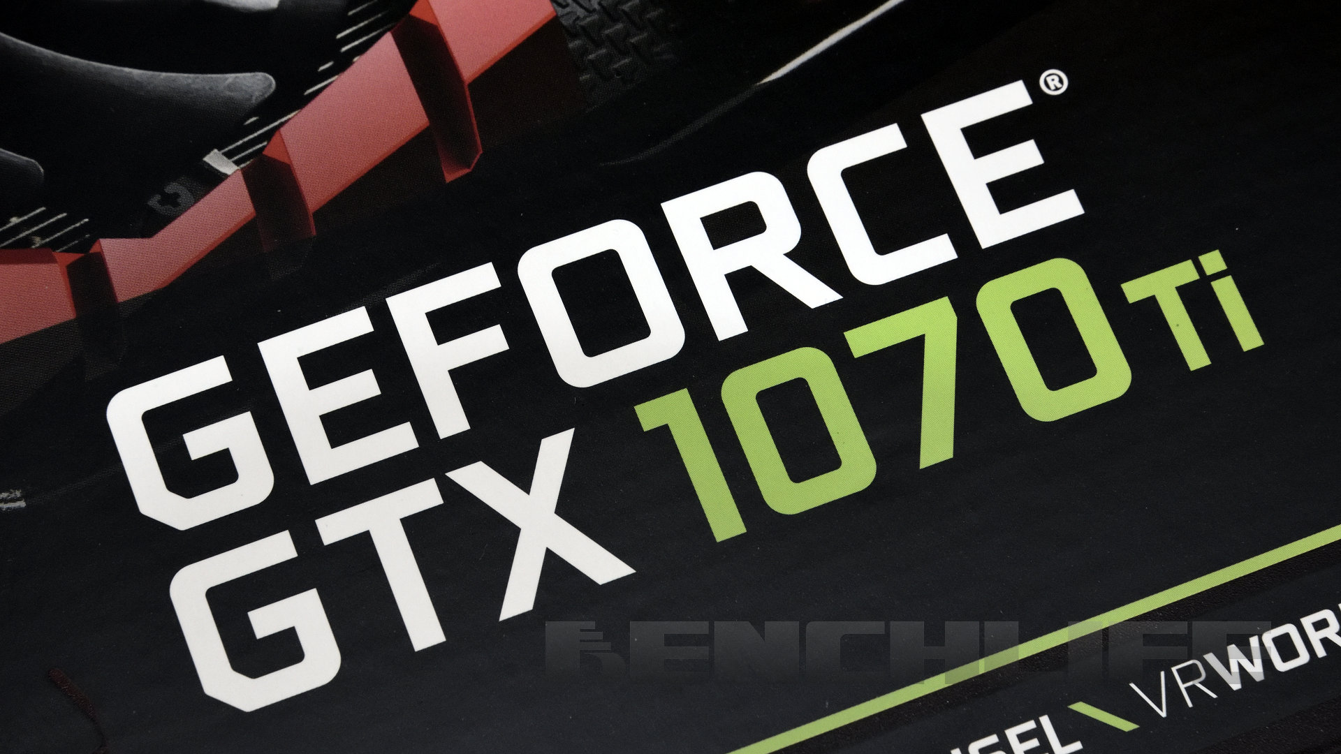 鈦來了,MSI GeForce GTX 1070 Ti Gaming 8G 性能實測