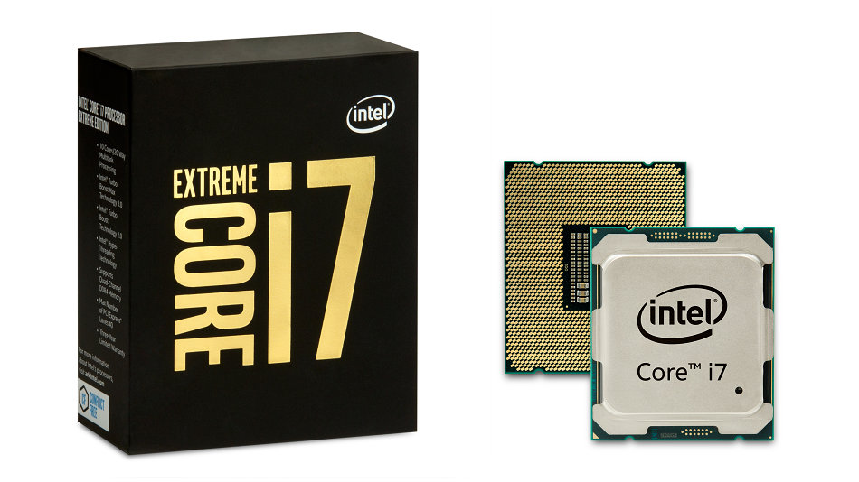 Intel Broadwell-E Core i7