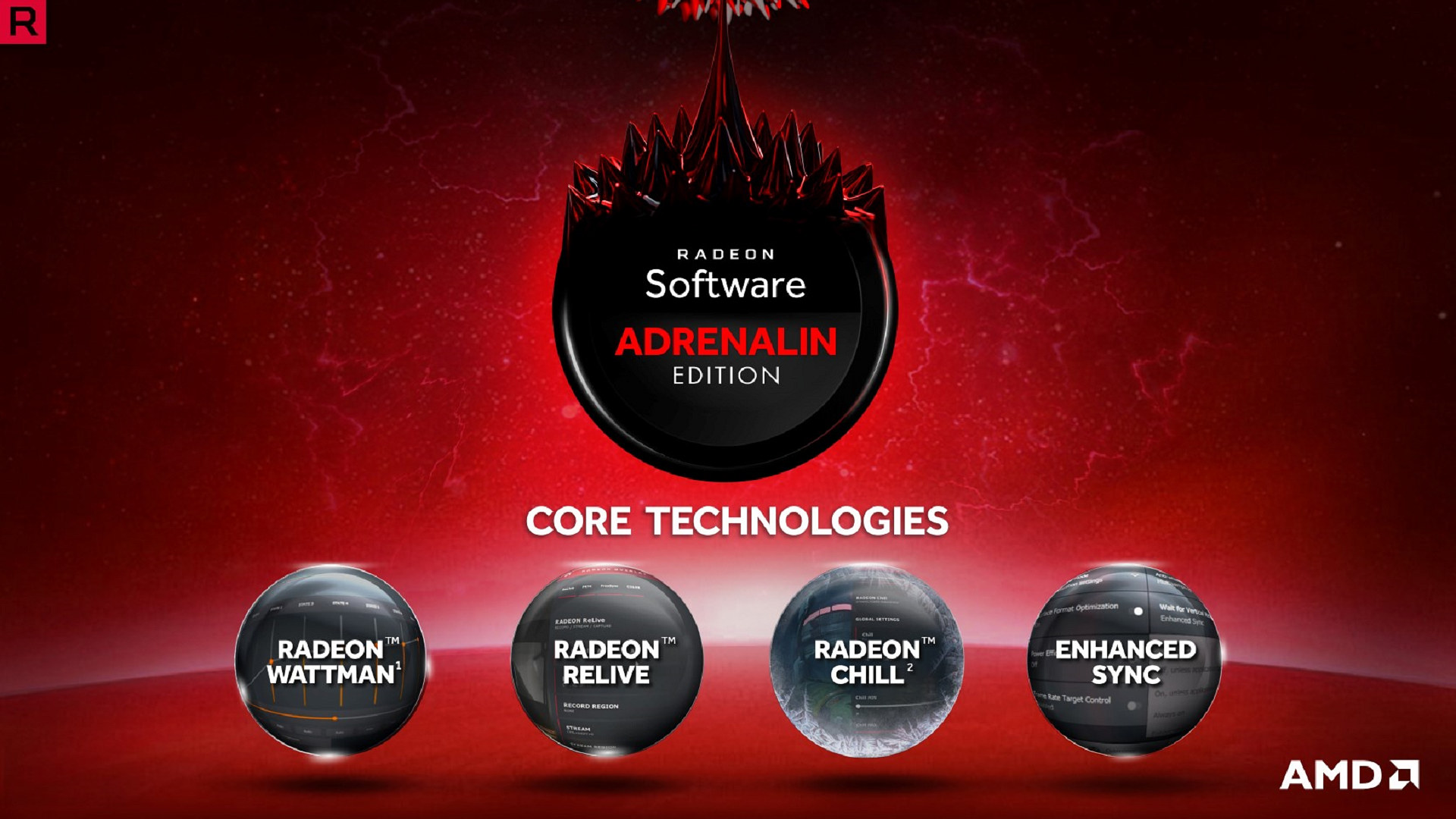 操作體驗有感進化,AMD Radeon Software Adrenalin Edition 登場