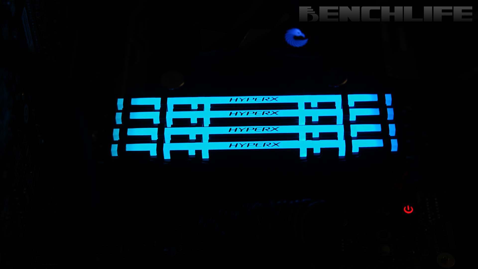 光害產品全部到位,HyperX Predator DDR4 RGB 與 HyperX Fury RGB SSD 在 CES 亮相