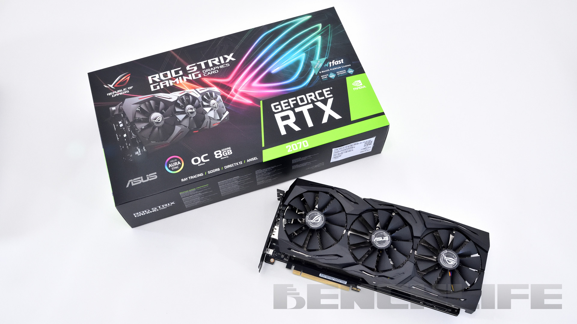 WQHD 解析度玩遊戲新選項,ASUS ROG Strix GeForce RTX 2070 OC Edition 實測