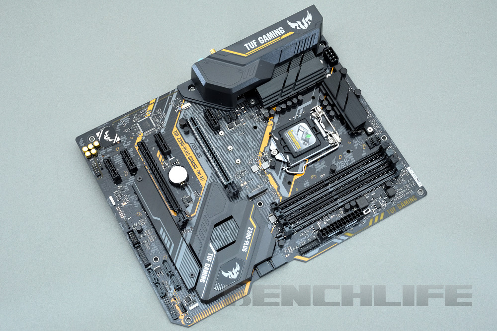 ASUS TUF Z390-Plus Gaming(Wi-Fi)