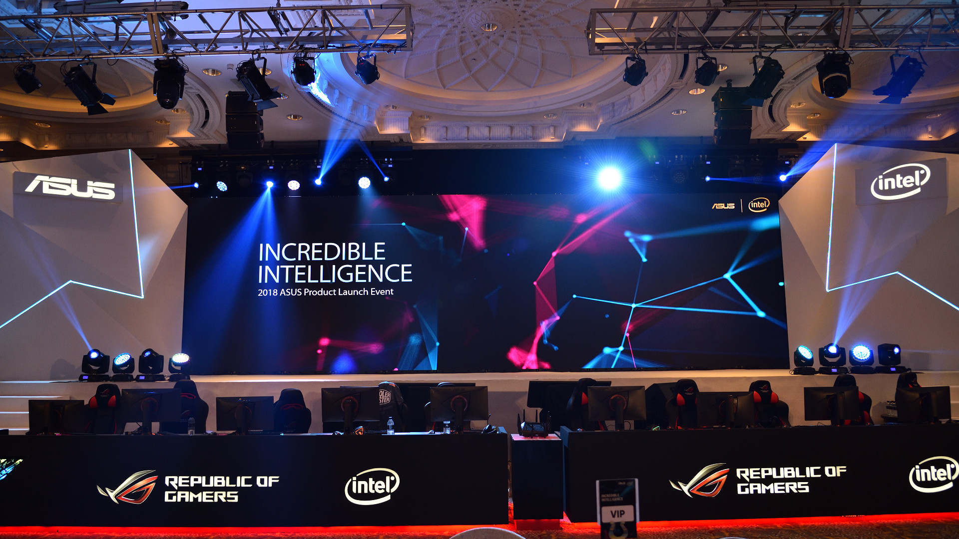 ASUS Incredible Intelligence 2018 亞太新品發布會走訪