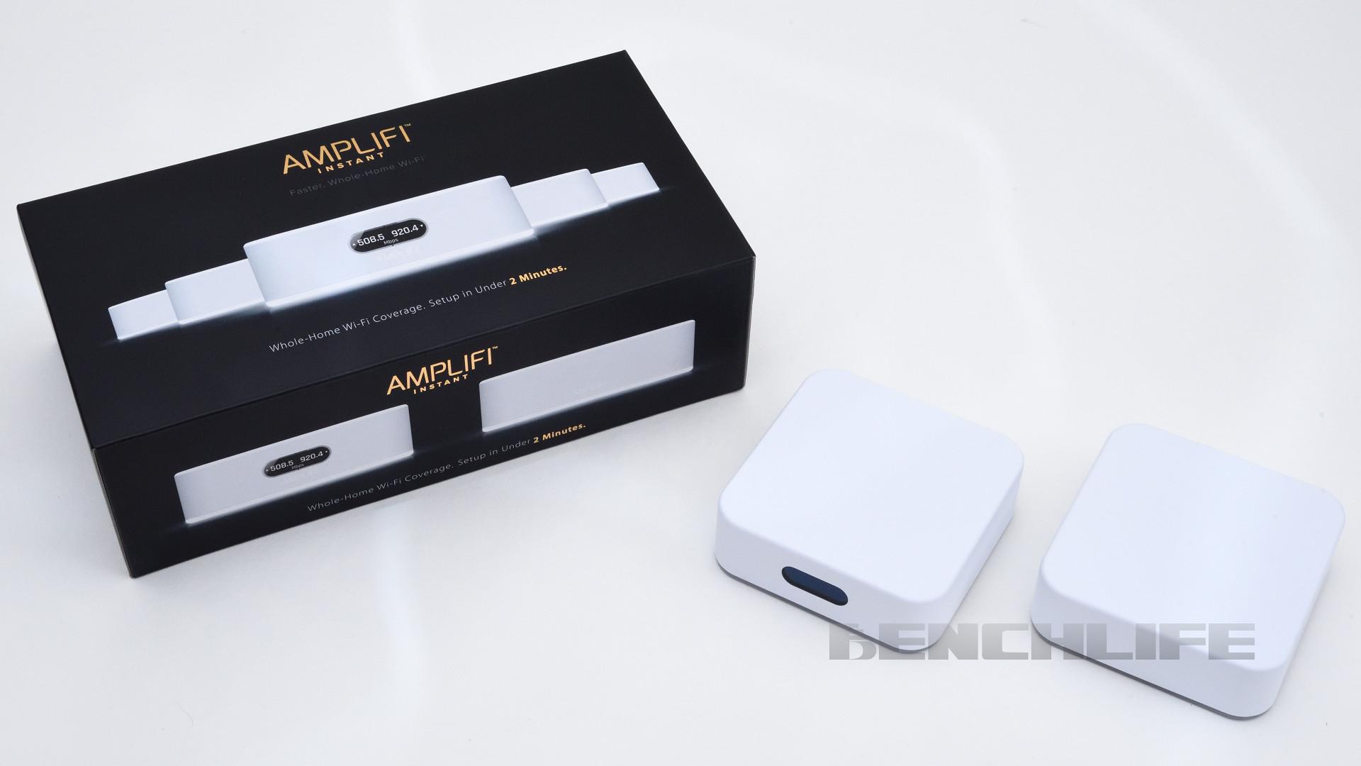 精緻小巧、有新鮮感、簡單易用,Ubiquiti AmpliFi Instant 動手玩